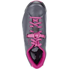 Shimano SH-XC5 Sko Damer grå/pink